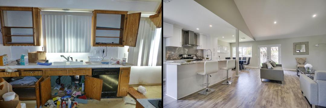 Kitchen - 429 S. Gain St.